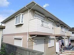 千葉県千葉市若葉区みつわ台4丁目の賃貸アパートの外観