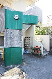 鹿児島県鹿児島市東郡元町の賃貸マンションの外観