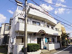 東京都東村山市久米川町4丁目の賃貸マンションの外観