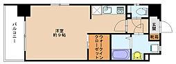 エンクレスト博多III[5階]の間取り