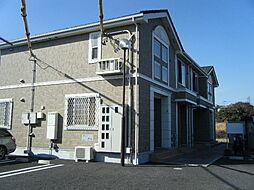 愛知県半田市乙川西ノ宮町2の賃貸アパートの外観