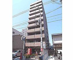 京都府京都市中京区町頭町の賃貸マンションの外観