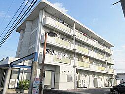 滋賀県湖南市中央1丁目の賃貸マンションの外観