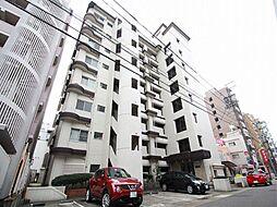 リバーサイドマンション[6階]の外観
