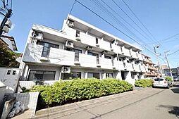 東京都国分寺市東恋ケ窪3丁目の賃貸マンションの外観