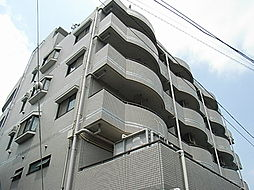 東京都練馬区谷原の賃貸マンションの外観