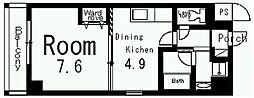 グリニッチハウス[5階]の間取り