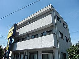 埼玉県上尾市春日2丁目の賃貸マンションの外観