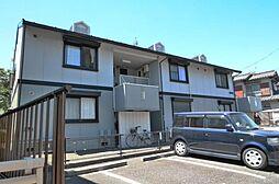 千葉県市川市須和田2丁目の賃貸アパートの外観