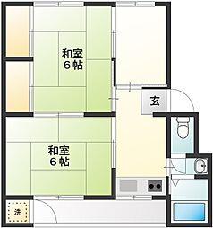 新茂原駅 3.9万円