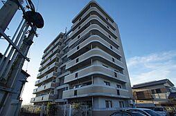 福岡県宗像市東郷2丁目の賃貸マンションの外観