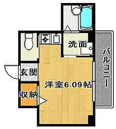 第4ポプリタウン[3階]の間取り