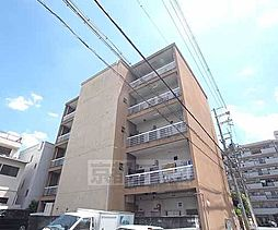 京都府京都市右京区西院日照町の賃貸マンションの外観