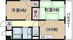 西中島南方駅 6.8万円