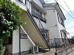 松見町永島荘[104号室]の外観