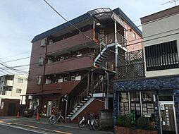 豊マンション[1階]の外観