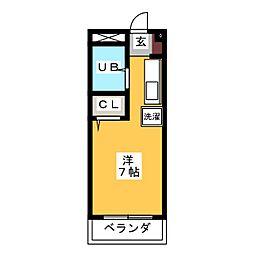 茶所駅 2.5万円