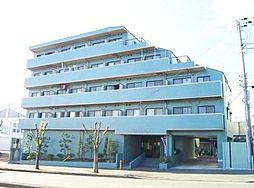 神奈川県藤沢市石川3丁目の賃貸マンションの外観