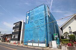 セブンプロート五日市リバーサイドI[1階]の外観