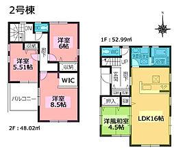 北原駅 1,890万円