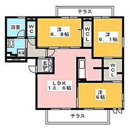 弥富駅 8.5万円