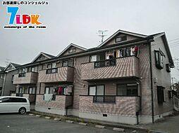 ハイツエミカIII[1階]の外観