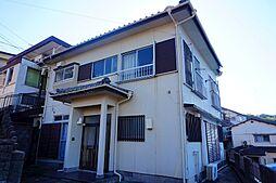 本田アパートの外観写真