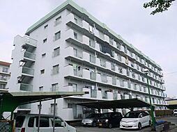 長門石グリーンマンション[305号室]の外観