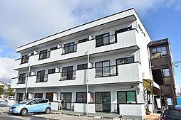 長野県長野市稲里1丁目の賃貸マンションの外観