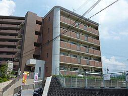 大阪府河内長野市楠町東の賃貸マンションの外観