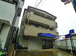 千葉県松戸市新松戸北1丁目の賃貸マンションの外観