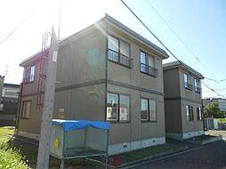 シティハイム高砂I[2階]の外観
