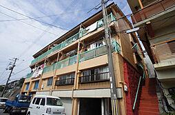 兵庫県神戸市北区鈴蘭台北町5丁目の賃貸マンションの外観