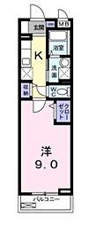 ベル・ドール[511号室号室]の間取り