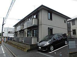 埼玉県さいたま市南区大谷口の賃貸アパートの外観