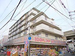八尾本町大発マンション[2階]の外観