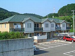 福岡県糟屋郡須惠町大字植木の賃貸アパートの外観