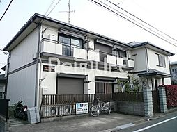 東京都国分寺市本多4丁目の賃貸アパートの外観