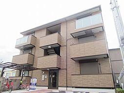 大阪府松原市天美西5丁目の賃貸マンションの外観