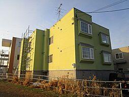 カーメルハウス菊水元町[203号室]の外観