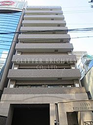 大阪府大阪市中央区博労町4丁目の賃貸マンションの外観