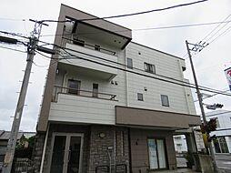 間仁田ビル[2階]の外観
