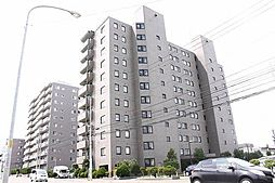 北海道札幌市豊平区月寒東一条7丁目の賃貸マンションの外観