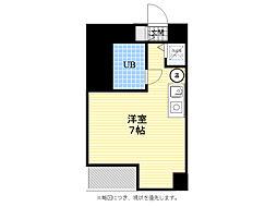 NS赤羽マンション[4階]の間取り