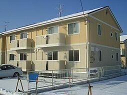 リビングタウン飯岡新田IIA[202号室]の外観