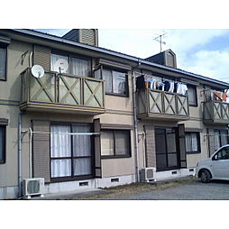 静岡県駿東郡小山町用沢の賃貸アパートの外観