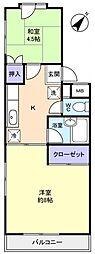 八千代台パーソナルハウスPart11[3階]の間取り