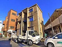東京都足立区西伊興4丁目の賃貸アパートの外観