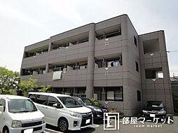 愛知県豊田市東新町3丁目の賃貸アパートの外観