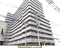 大阪府藤井寺市林5丁目の賃貸マンションの外観
